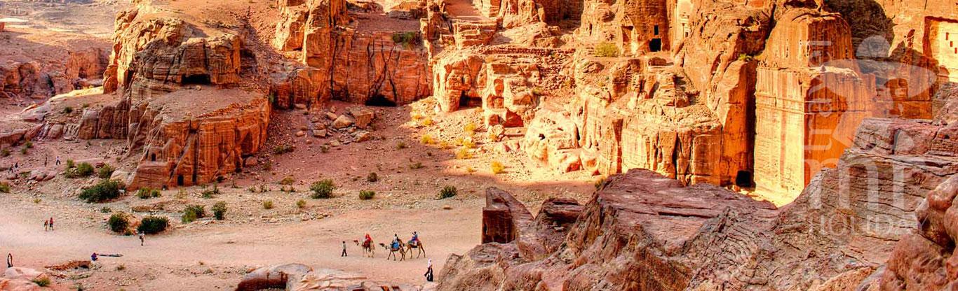 اكتشف أماكن جديدة داخل مصر.