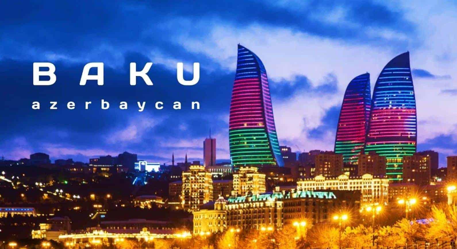 مدينة باكو، أذربيجان
