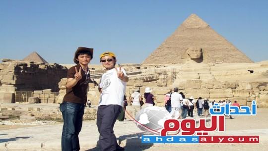 تقرير البنك الدولي يؤكد ترشيح مصر للاستحواذ علي 15% من السياحة العالمية
