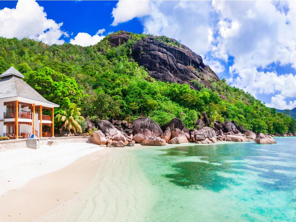 جزيرة سيشيل  Seychelles