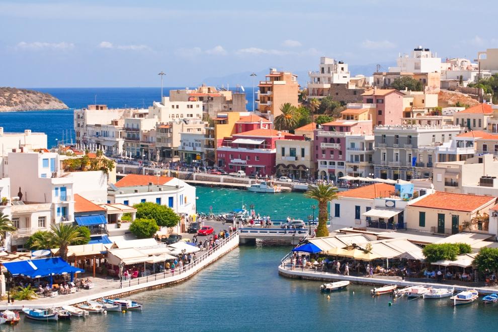 كريت ، اليونان  Crete, Greece