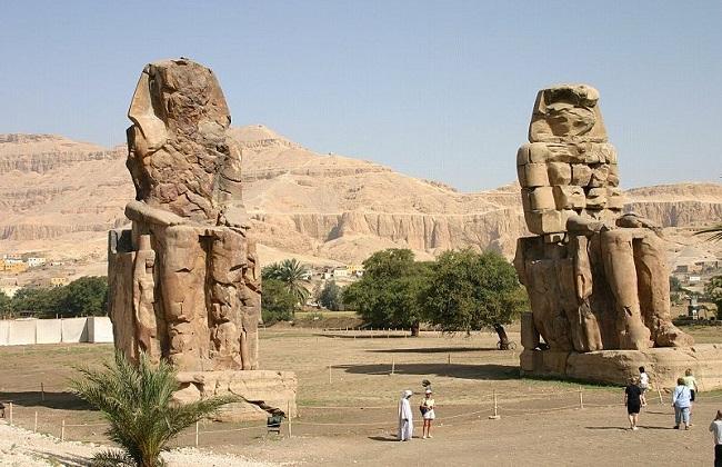 المعبد الجنائزي لأمنحتب الثالث
