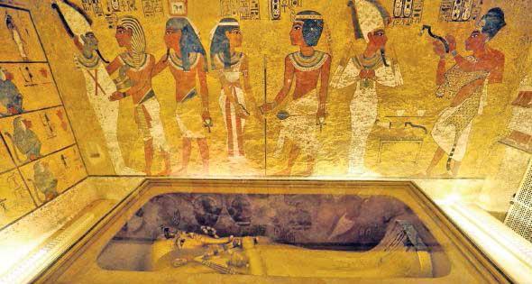 مقبرة 62 بالأقصر