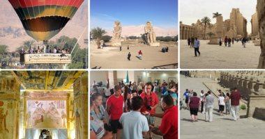 توقع النائب أحمد سميح عضو لجنة السياحة بالبرلمان، وصول عدد السائحين الأجانب إلى مصر  لـ