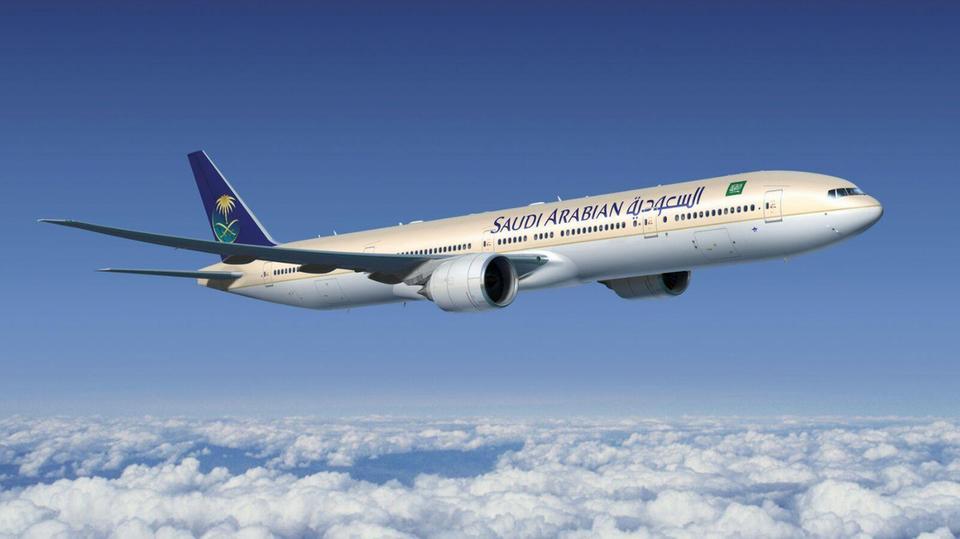 الخطوط السعودية تطلق رحلات منتظمة إلى أربيل