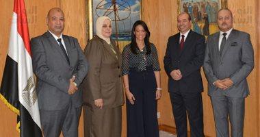 وزيرة السياحة: خطة لميكنة إجراءات الحج والعمرة لتيسير الإجراءات أسوة بالسعودية
