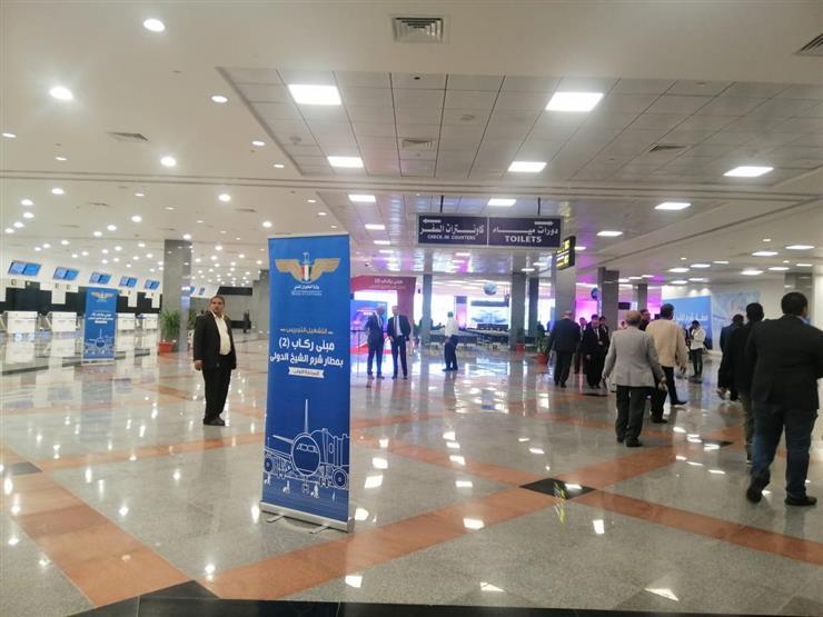 بدء تطبيق قرار رفع رسوم السفر في مطارات مصر