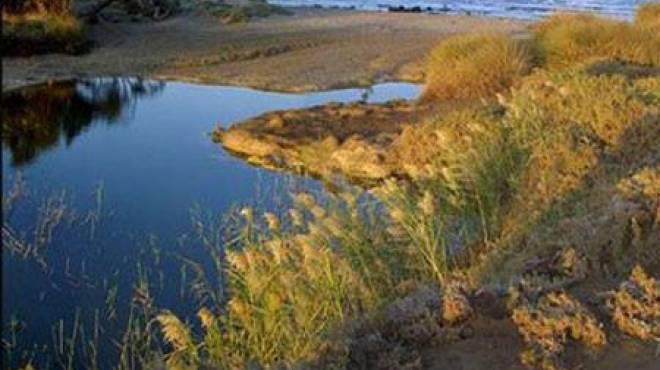 محميات جزر نهر النيل