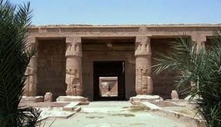 معبد سيتى الأول