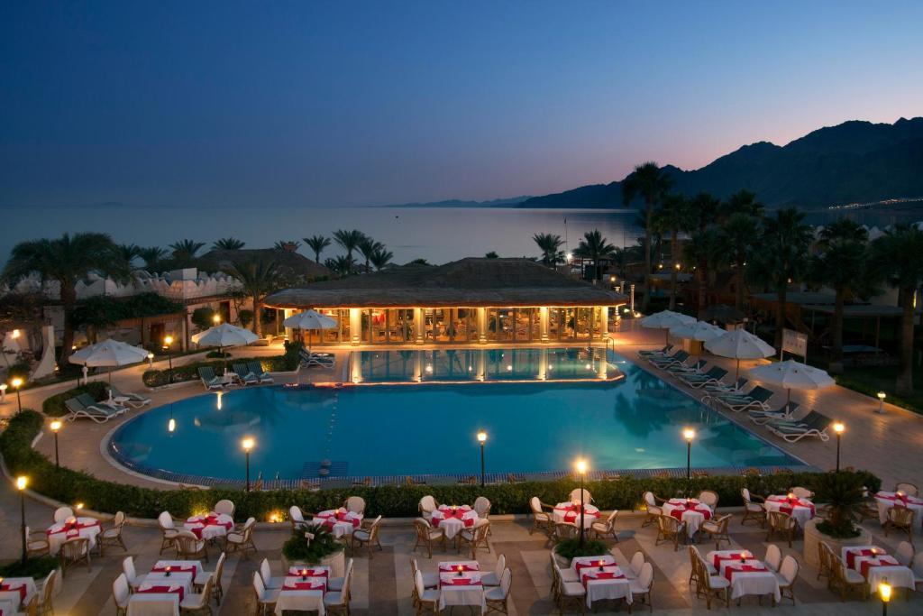 رقم تليفون منتجع سويس ان دهب Swiss Inn Dahab Resort