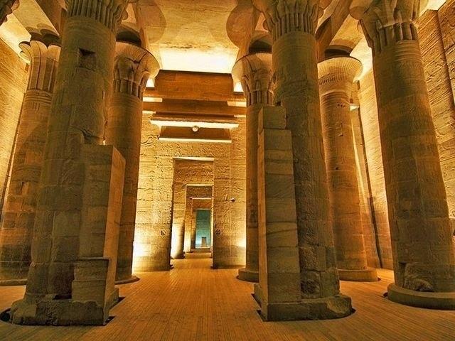 معبد فيلة