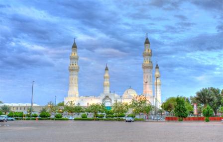 مسجد قباء