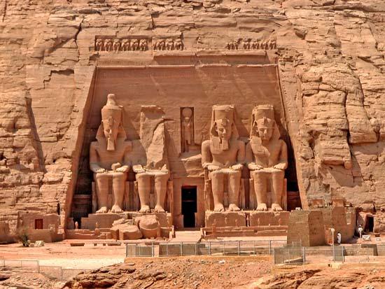 زيارة معبد أبو سمبل