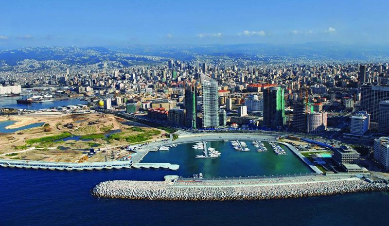 أهم مزارات و معالم بيروت - لبنان