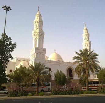 مسجد القبلتين
