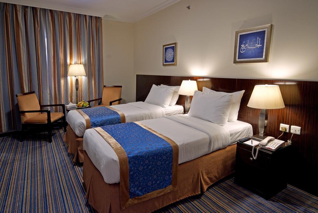 5 ليالي فندق دار الايـــمان جراند مكة / 4 ليالى فندق الايمان المنار المدينة