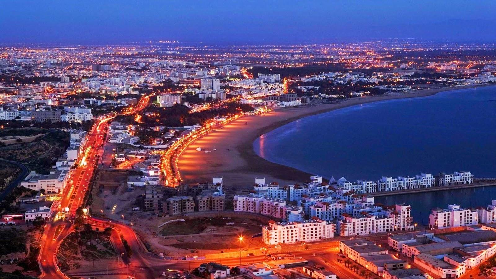 رحلة 5 ليالي المغرب