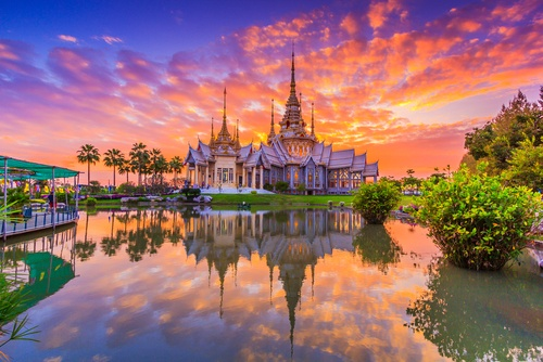 Thailand – Bangkok (8 Nights)
