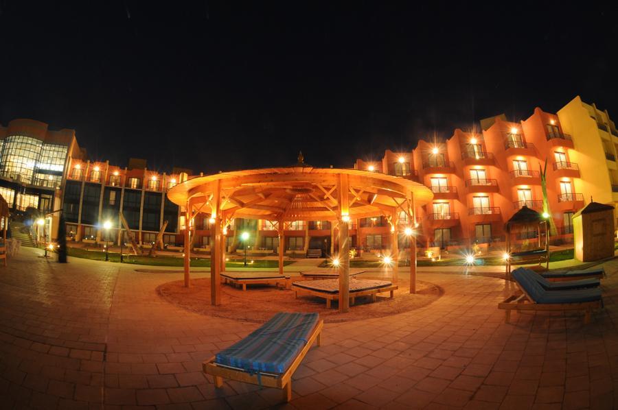 فندق وسبا سيناواى لاجون أكوا بارك راس سدر - Sinaway Lagoon Aqua Park Hotel and Spa Ras Sedr