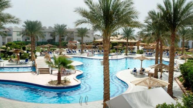 فندق بانوراما نعمة هايتس اكوابارك شرم الشيخ