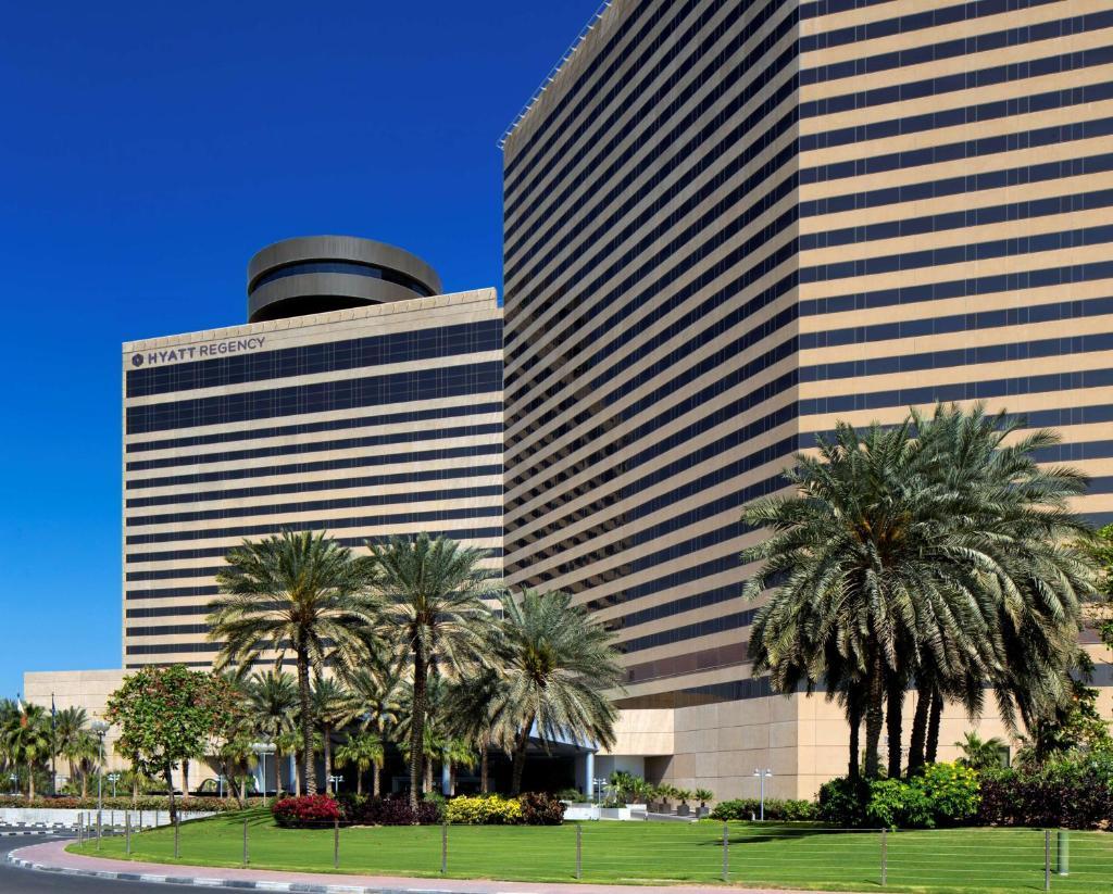 Hyatt Regency Hotel Dubai