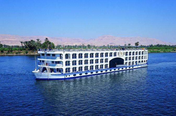 Cairo, Nile Cruise and Sharm El Sheikh Holidays