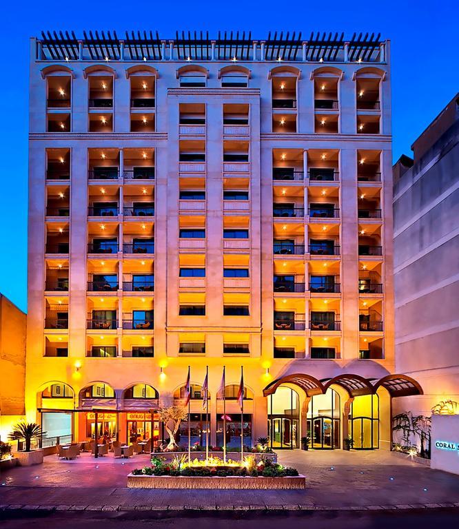 رحلات لبنان - فندق كورال بيروت الحمرا 5 أيام/ 4 ليالي