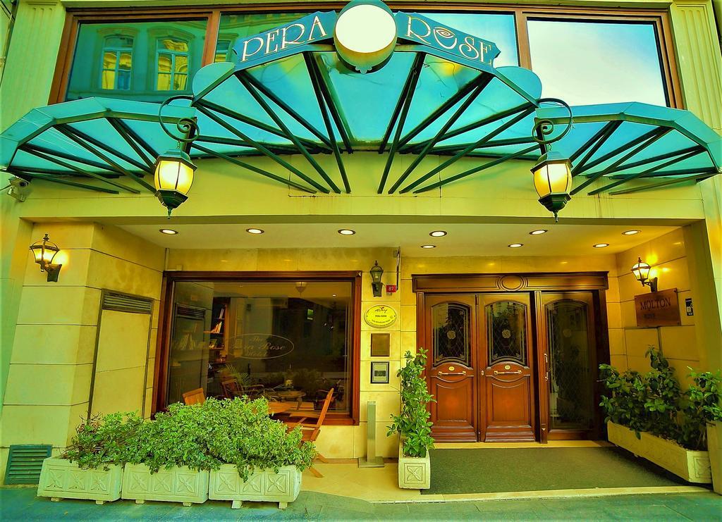 5 ليالي Pera Rose Hotel بالافطار 3 نجوم - Istanbul 6 أيام / 5 ليالى
