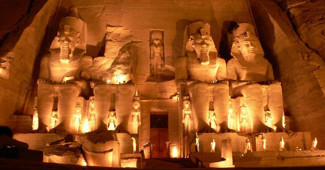 Cairo and Nile Cruise Package by Flight