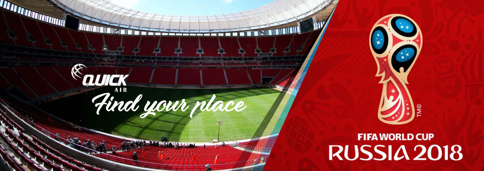 World Cup 2018 3CMEK15