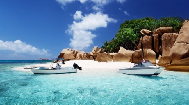 Seychelles Island / Honey mooners