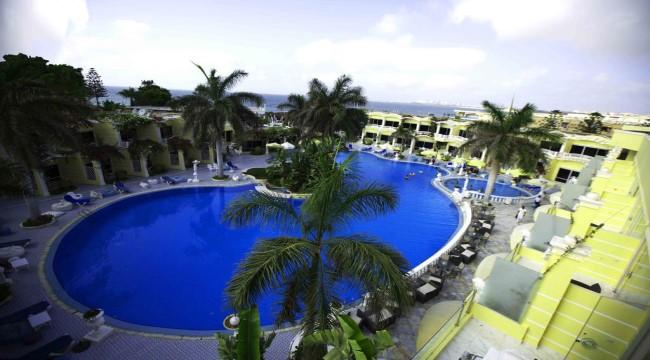 برادايس إن المعمورة الاسكندرية - Paradise Inn Beach Resort Alexandria