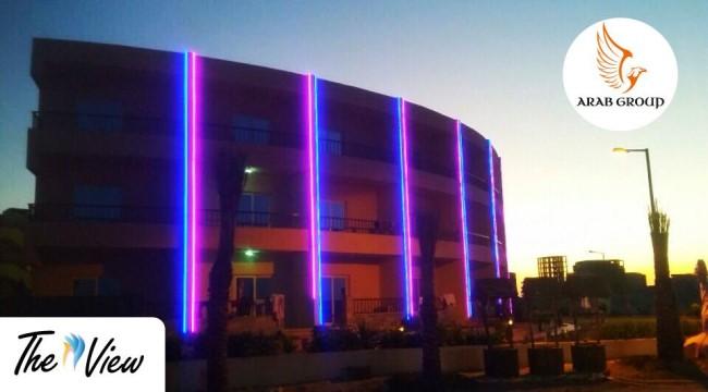 فندق ذا فيو مرسى مطروح