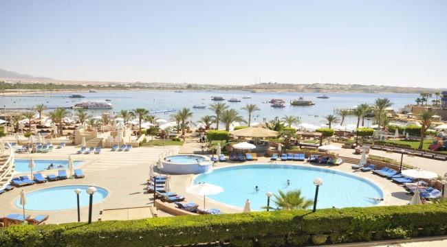 فندق هلنان مارينا شرم الشيخ ( شهر العسل )