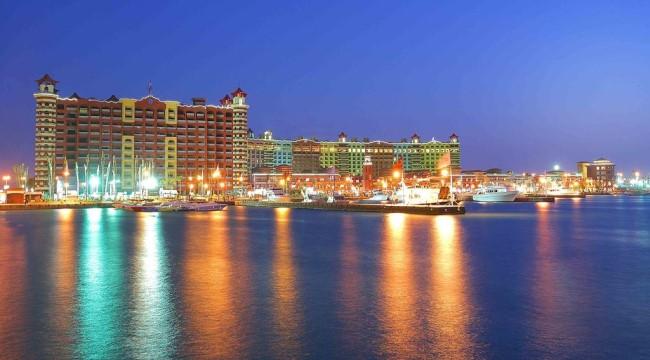 بورتو هوليدايز مارينا للشقق الفندقية الساحل الشمالى