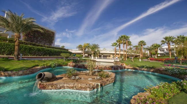 مونت كارلو ريزورت & سبا شرم الشيخ ( شهر العسل ) - Monte Carlo Resort and Spa Sharm El-Sheikh ( Honeymoon )