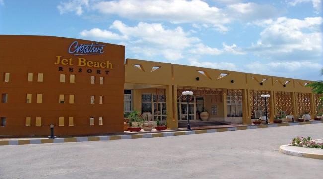 كريتيف جيت بيتش ريزورت العين السخنة - Creative Jet Beach Resort Ain Sokhna