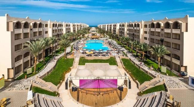 نوبيا أكوا بيتش ريزورت الغردقة ( شهر العسل ) - Nubia Aqua Beach Resort Hurghada ( Honeymoon )