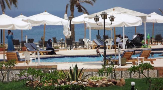 دوم مارينا ريزورت العين السخنة (داي يوز) - Dome Marina Hotel & Resort Ain Sokhna (Day Use)