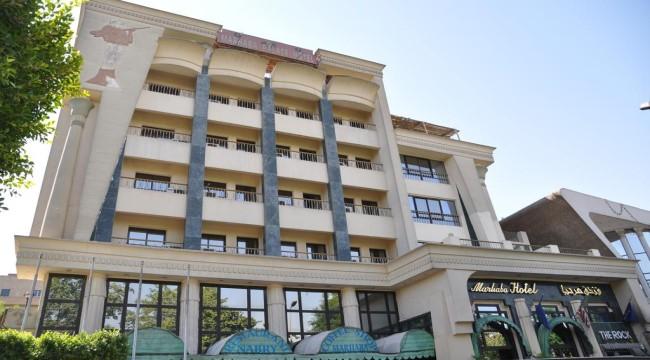 فندق مرحبا بالاس أسوان