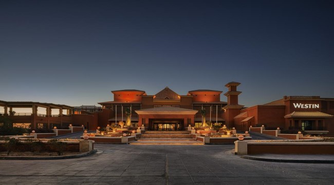 فندق ذا كاسكيد جولف ريزورت & سبا الغردقة ( وستن سوما باى سابقا )