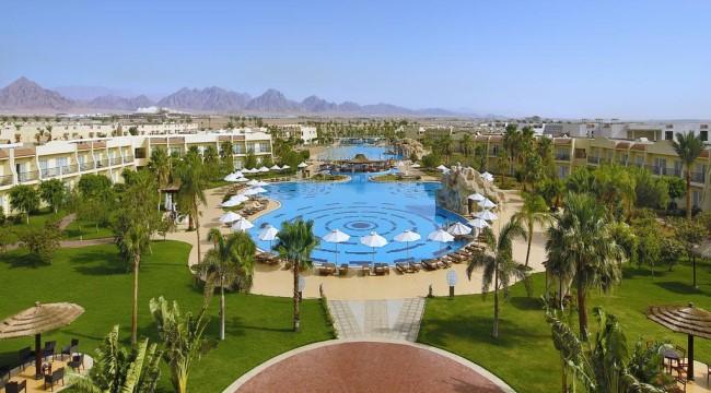 فندق هيلتون شاركس باى شرم الشيخ ( شهر العسل )