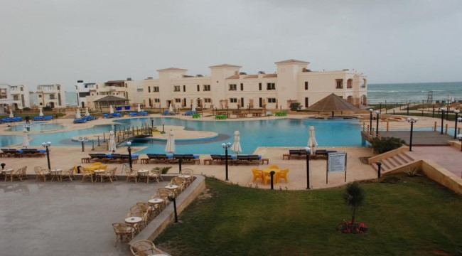 بالم بيتش هوستمارك ريزورت راس سدر - Palm Beach Hostmark Resort Ras Sedr