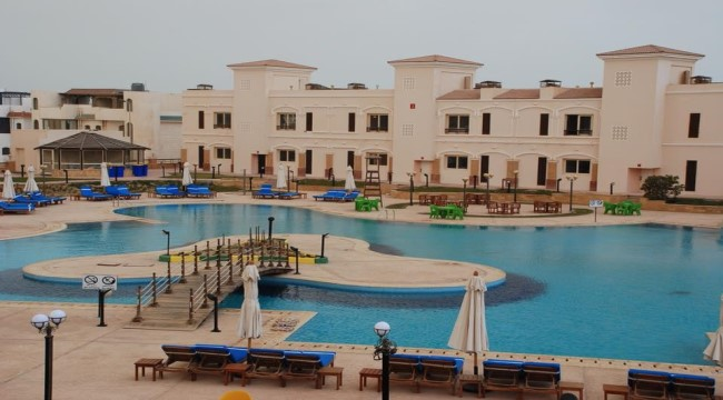 بالم بيتش هوستمارك ريزورت راس سدر (داي يوز) - Palm Beach Hostmark Resort Ras Sedr (Day Use)