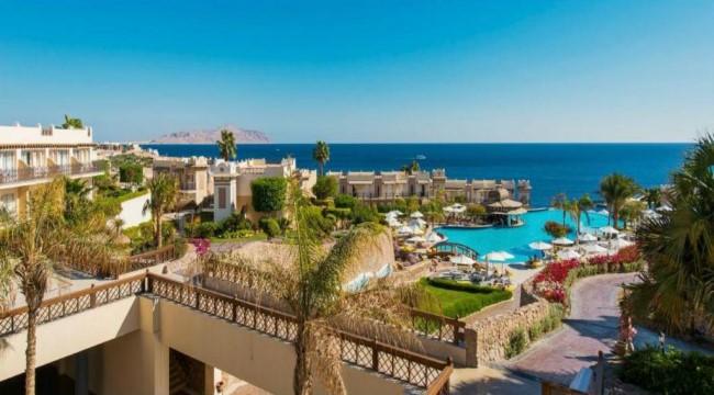 فندق كونكورد السلام المبنى الأمامى شرم الشيخ