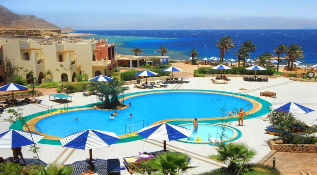 Honeymoon Tropitel Dahab Hotel