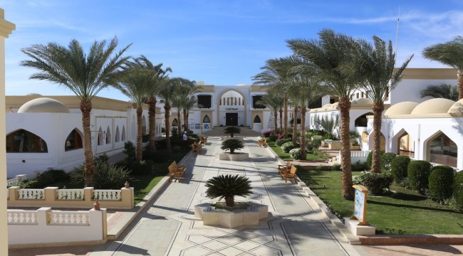 فندق كلوب رييف شرم الشيخ
