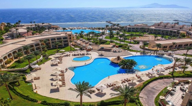 منتجع كليوباترا شرم الشيخ الفاخر - Cleopatra Luxury Resort Sharm El Sheikh