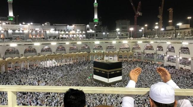 (موسم الحج 13 يوم / 12 ليلة  9 ليالي أجياد مكة مكارم (إفطار وعشاء) - 3 ليالي دار الإيمان المنار (إفطار وعشاء