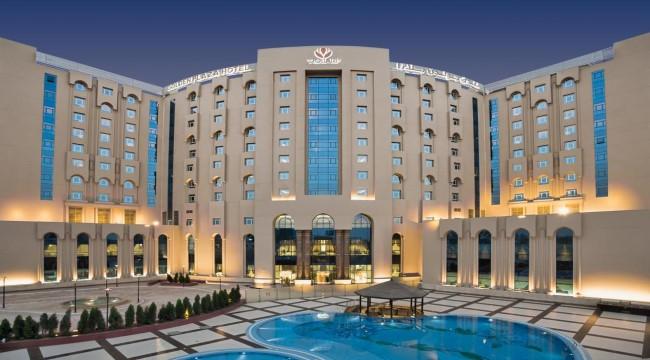 فندق توليب الذهبي بلازا القاهرة